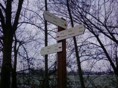 GR-kruispunt nabij Zoutleeuw