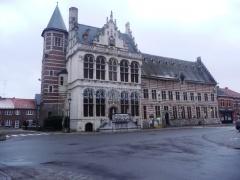 Stadhuis Zoutleeuw