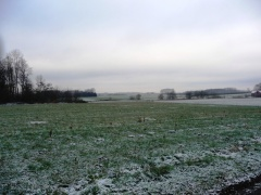 Vergezicht nabij Ransberg