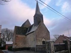 Kerkje van Bos