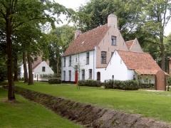 Nieuwe oude villa in Schilde