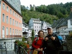 Etappe 2: Monschau Rotes Haus
