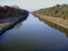 Punt 4 aan het kanaal Bocholt-Herentals