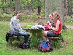 Picknick aan de Ster