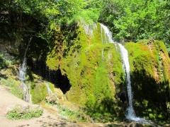 Wasserfall Dreimühlen am Ahbach
