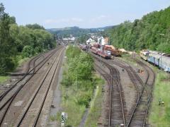 Bahnüberführung Gerolstein