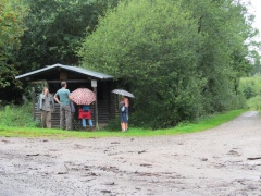 Aan de Wackerbergschutzhütte