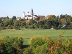 Eifelblick Kloster Steinfeld