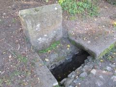 Wasserleitung Grüner Pütz