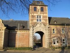 Poortgebouw Landcommanderij Alden Biesen