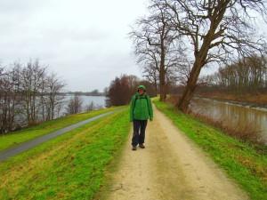 Tussen Eglegemvijver en Zenne