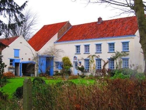 Mooie hoeve nabij Eppegem