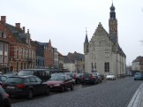 Lakenhalle Markt Herentals