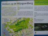 Infobord Wijngaardberg
