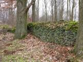 """""""Stenen Muur"""" op de Wijngaardberg"""
