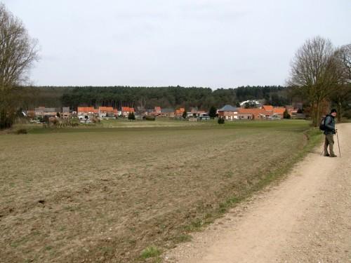Onderweg naar de Bosberg