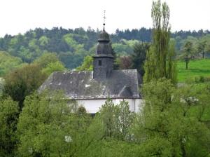 Kirchlein von Gladbach