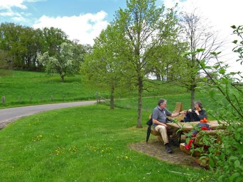 Picknick bei Greverath