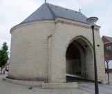 Bovenpoort, zuidelijke toegang Herentals, op enkele meters van de GR5
