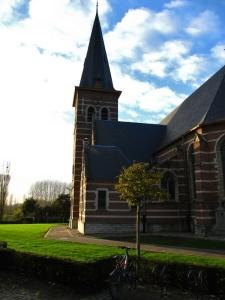 De kerk van Kortenaken
