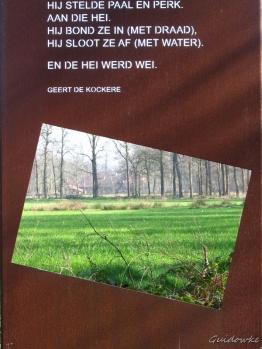 Poëzie in het landschap - Landschap in de poëzie