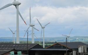 Windpark Höfen
