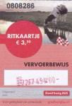Ritkaartje OV