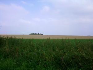 Tumulus nabij Landen