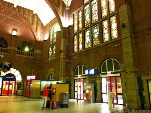 Station Maarstricht
