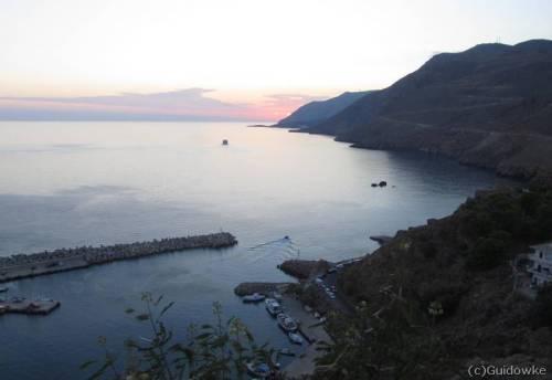 Libische Zee Chora Sfakion