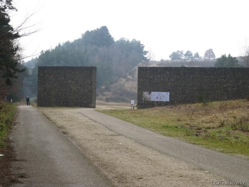 Toegangspoort Mechelse Heide
